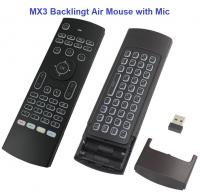 Chuột bay kiêm bàn phím W-Shark MX3 Blacklight có Mic