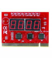 Card test Main 4 số 8 đèn Led MT02