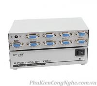 Bộ chia VGA 1 ra 8 cổng chính hãng MT-Viki