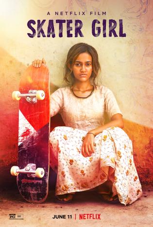 Skater Girl 2021 - Cô Bé Trượt Ván