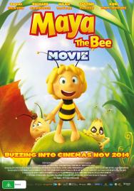Cuộc Phiêu Lưu Của Ong Maya (2014)