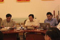 """Hội thảo trực tuyến """"Các vấn đề và thách thức mới nổi đối với vai trò trung tâm của ASEAN"""""""