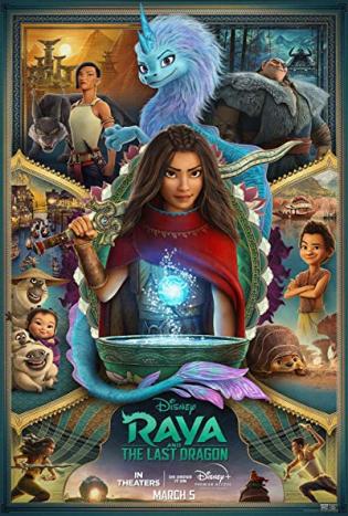 Raya and the Last Dragon 2021 Raya Và Rồng Thần Cuối Cùng